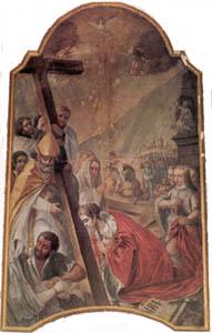 Il rinvenimento della croce da parte di sant'Elena imperatrice