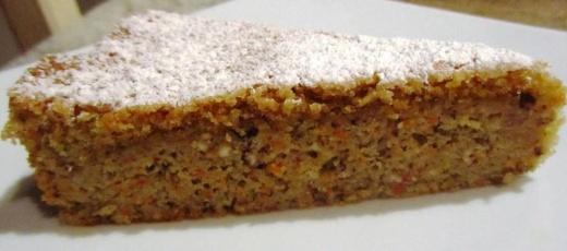 Ricetta Torta Con 1 Uovo.Www Brindisiweb It Ricette Foto Torta Carote Nocci