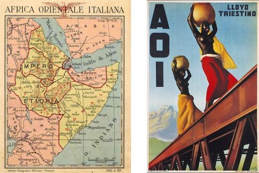 Cartina Dell Africa Orientale.Operai In Partenza Per L Africa Orientale Brindisiweb It